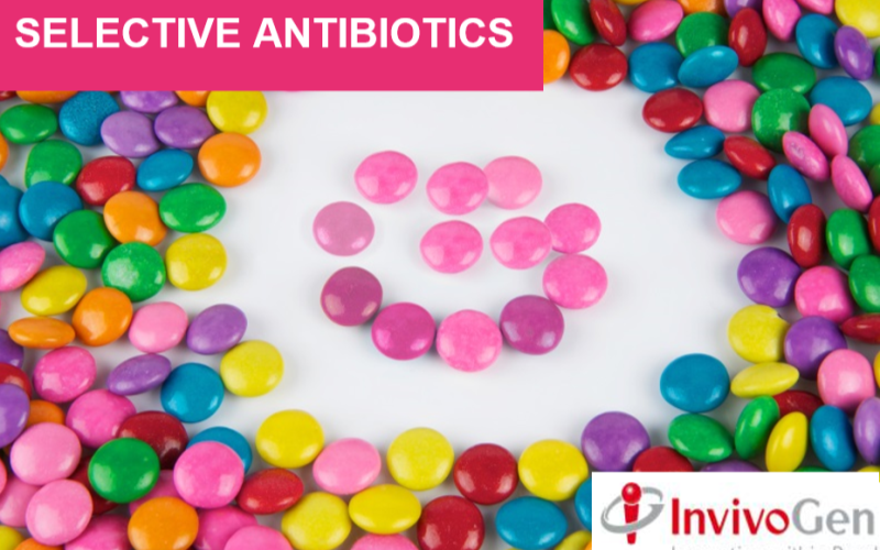 15% Offer All endotoxin tested.   Discover the most extensive line of selective antibiotics.  Offer valid until 31 October 2018 ! To qualify for the discount please use promo code: INV-SA-WEB